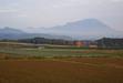 111129 今日の大山と山陰線特急列車.jpg