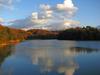 111219 紅葉の岡成池と大山.jpg