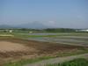 120527 大山と田んぼの水.jpg