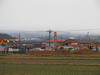 140113 ENEOS横の工事と見えない大山.jpg