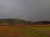 141118 虹と壺瓶山と特急列車.jpg