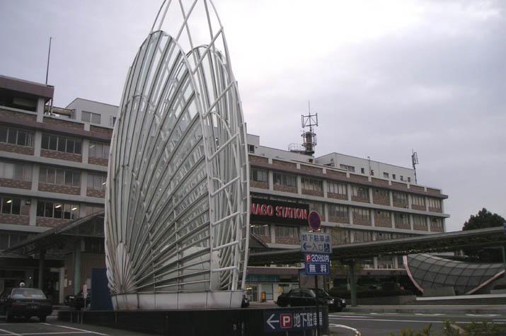 090209 米子駅前の様子.jpg