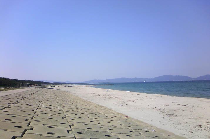 090410 弓ヶ浜の眺め 境港方面.jpg