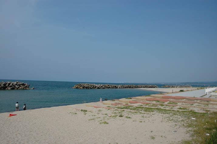 090626 皆生海岸の海水浴場.jpg