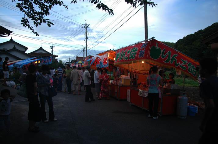 090727 塩川祭りと青空.jpg