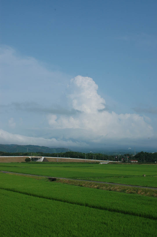 090803 大山と入道雲.jpg