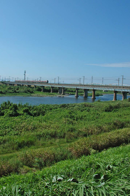 090822 日野川山陰線鉄橋付近.jpg