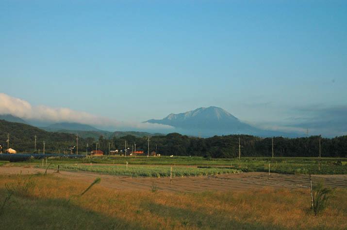 090907 大山を照らす夕日.jpg