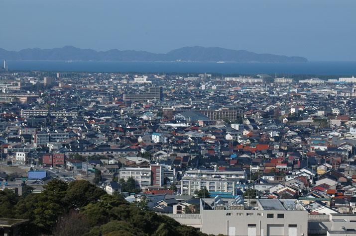100k_004 湊山から眺めた西福原 両三柳方面