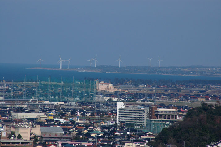 100k_005 大山口の風車