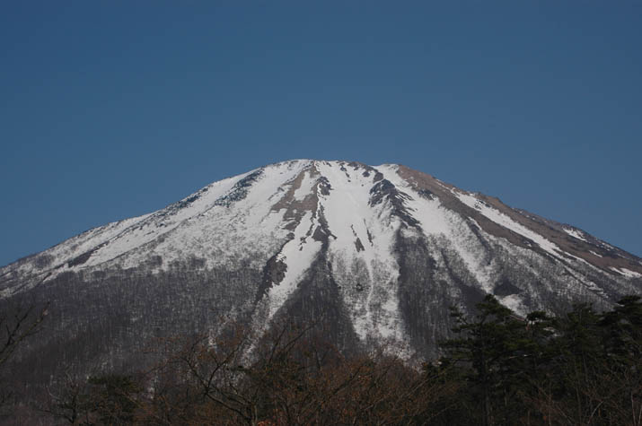 100k_024 大山の山頂付近