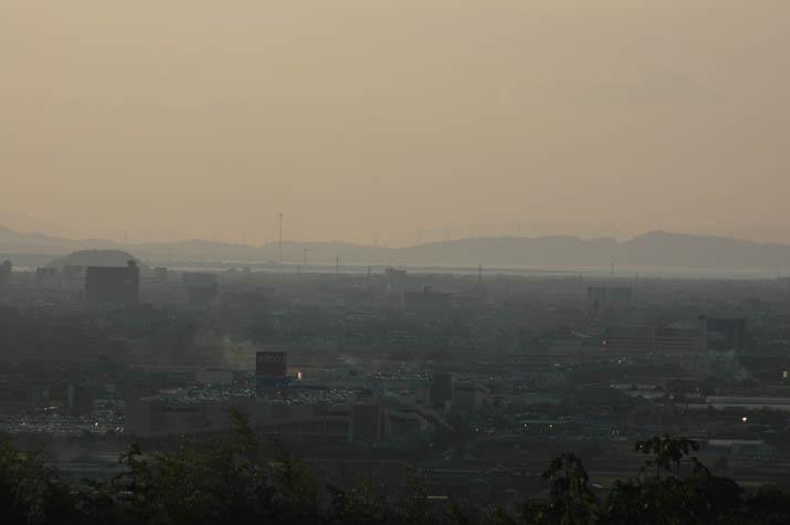100k_029 ジャスコと米子市中心部