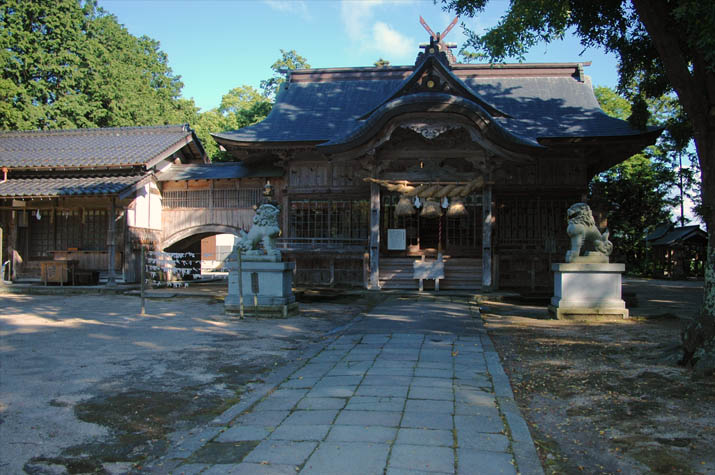 100k_038 米子市尾高の大神山神社