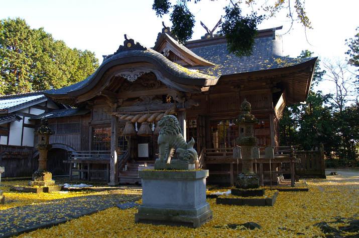 100k_045 落ち葉舞う大神山神社