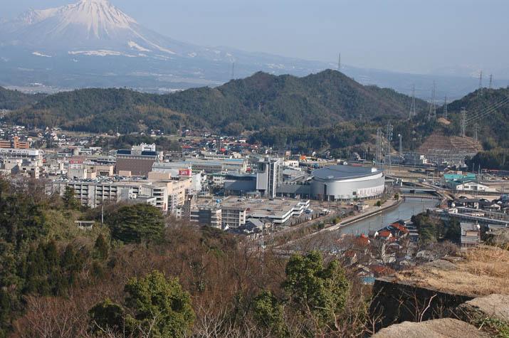 100k_062 伯耆富士大山とピックシップ