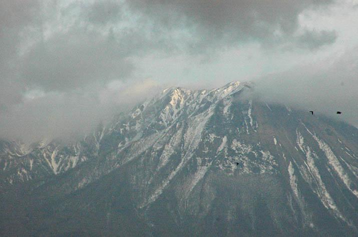 100303 雲が大山山頂に・・.jpg