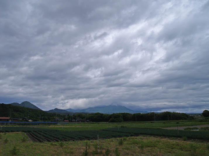 100519 今日の雲と大山.jpg