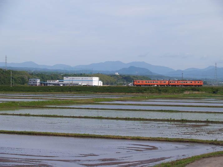 100528 田園を走る真っ赤な山陰線列車.jpg