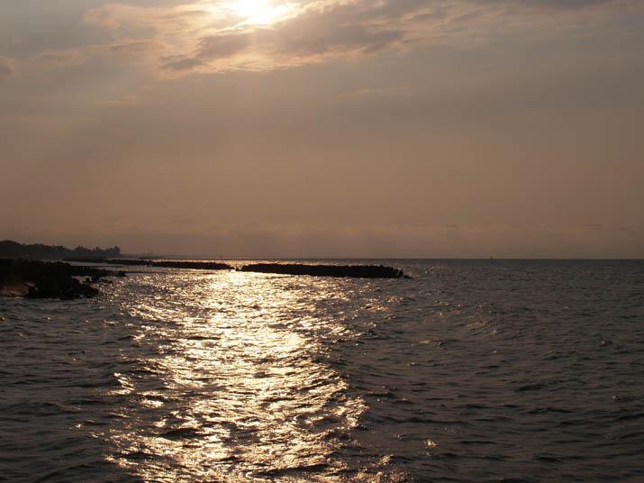 100601 夕方の海岸.jpg