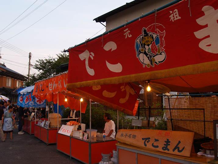 100727 小波浜公民館横の夜店.jpg
