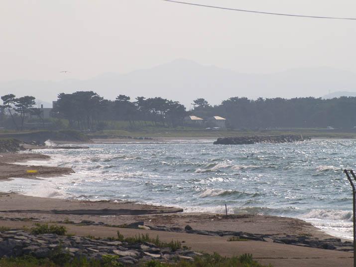 100801 淀江の海岸線.jpg