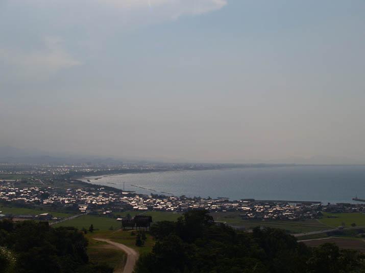 100819 妻木晩田遺跡から見る米子.jpg