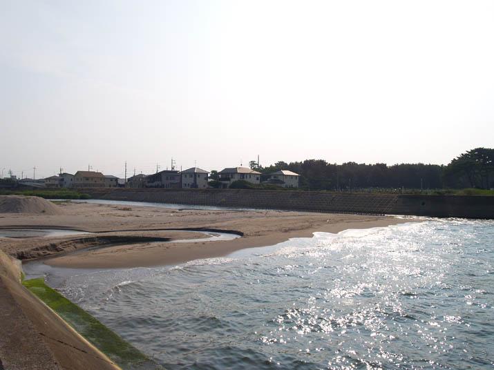 100821 佐陀川河口.jpg