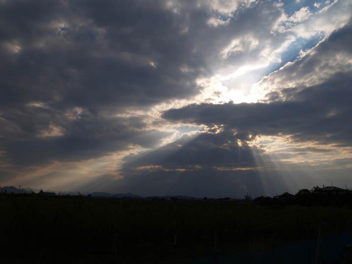 101004 雲と光と王子製紙.jpg