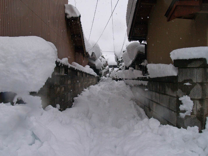110701 雪で埋まった町内の通路.jpg
