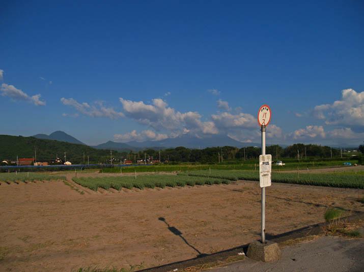 110717 夕方の大山と青い空.jpg