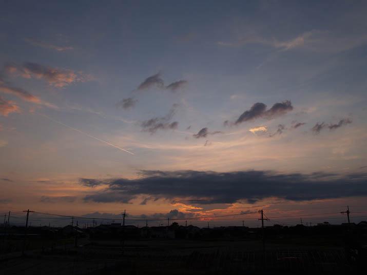 110813 日没寸前の空.jpg