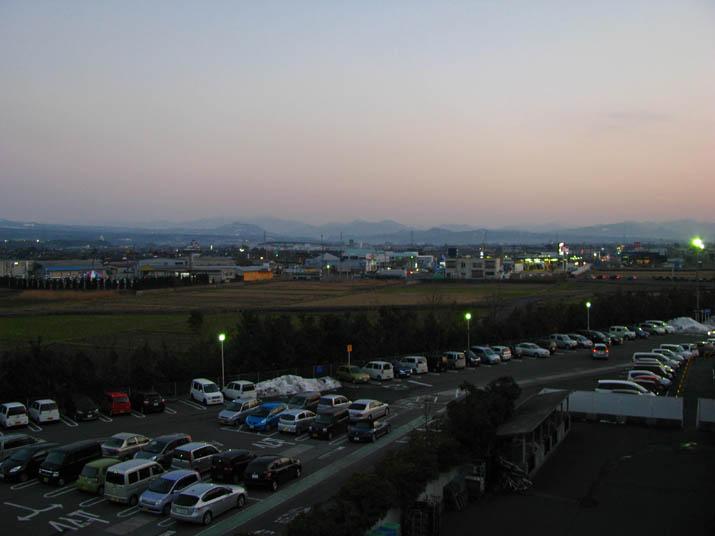 120212 イオン日吉津の駐車場から.jpg