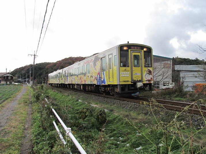 121211 まだ走っていたコナン列車.jpg