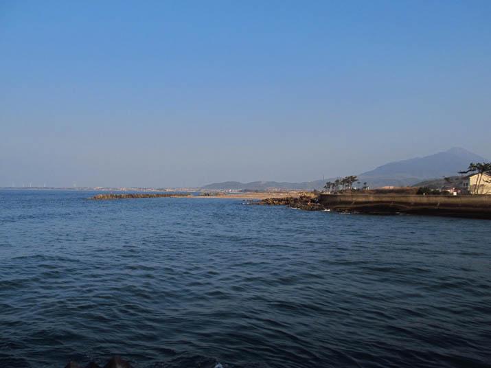 140202 佐陀川河口と美保湾.jpg
