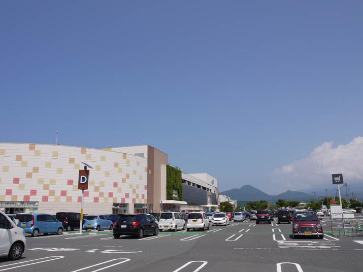 140625 イオン日吉津の駐車場.jpg