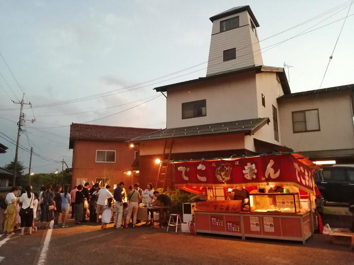 190727 淀江町小波 塩川大祭